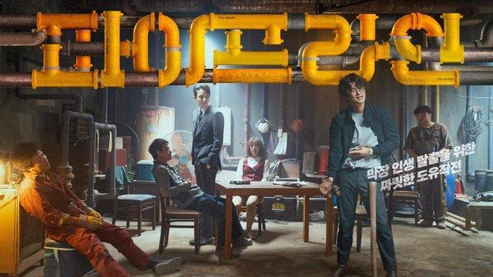 Sinopsis Film Korea Pipeline: Dibintangi Seo In Guk dan Lee Soo Hyuk