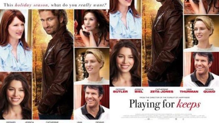 Sinopsis Playing for Keeps Tayang di Bioskop TRANS TV, Dibintangi Gerard Butler
