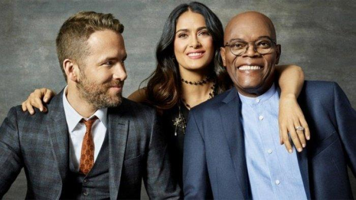 Sinopsis Film The Hitman's Bodyguard, Ryan Reynolds dan Samuel L. Jackson Lawan Gary Oldman