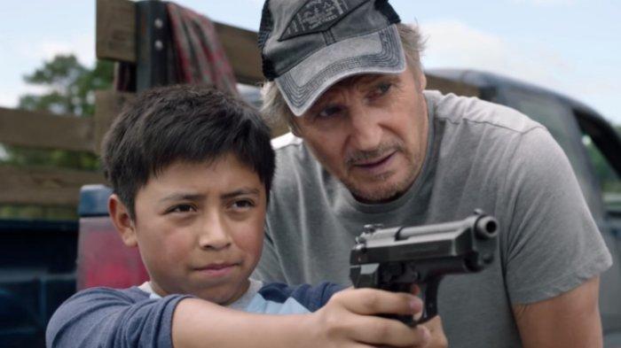 Sinopsis Film The Marksman, Liam Neeson Selamatkan Bocah Meksiko yang Baru Dikenal