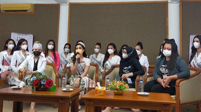 14 Finalis Puteri Indonesia Sulawesi Tenggara Mulai Jalani Karantina, Target Masuk Top 3
