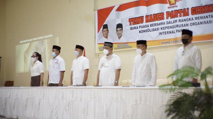 Partai Gerindra Sultra Targetkan Satu Pintu Setiap Kabupaten dan Kota untuk Pemilu 2024