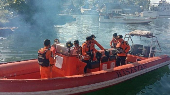 Diduga Mesin Kapal Mati,Dua Warga Konawe Kepulauan Hilang saat Memancing di Perairan Wawonii