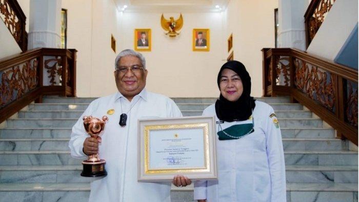 Pemprov Sultra Raih Anugerah Parahita Ekapraya 2021 untuk Kesetaraan Gender dan Perlindungan Anak