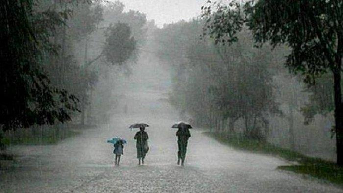 Prakiraan Cuaca 6 hingga 12 Juli, Wilayah Kolaka dan Bombana Dilanda Hujan Ringan Selama Seminggu