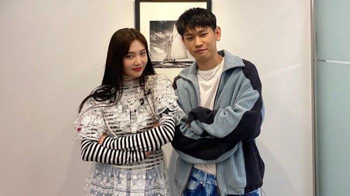 Lirik Lagu Mayday, Lagu Kolaborasi Crush dan Joy Red Velvet