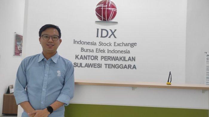 Bursa Efek: Pasar Modal di Sulawesi Tenggara Capai 10.330 Investor Selama PPKM Sultra