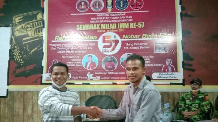 Ketua DPD IMM Sultra Nilai Partai Ummat Ladang Dakwah Amar Makruf Nahi Munkar Amien Rais
