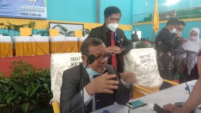 2 Penyebab Pemilihan Calon Rektor Universitas Halu Oleo Ditunda, Dugaan Plagiat, Ada Balon Tak Lulus