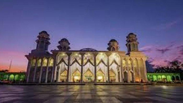 Masjid Agung Al Kautsar Kendari Jadi Pilihan Ngabuburit Jelang Puasa Ramadan
