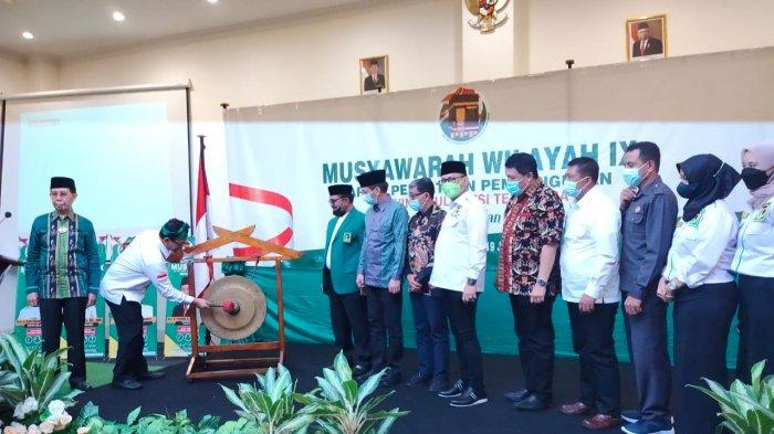 Muswil ke IX PPP Sultra Resmi Dibuka, Wakil Ketua DPP: Target Kursi Lebih Banyak di Pemilu 2024