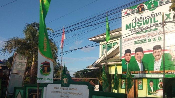 Muswil ke-IX PPP Sultra Gelar Hari Ini, Tiga Nama Calon Berebut Kursi Ketua DPW