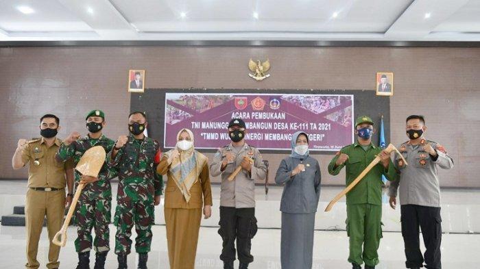 TNI Akan Rehab Masjid dan Gereja di Kecamatan Aere Koltim Selama TMMD Ke-111 di Kolaka Timur
