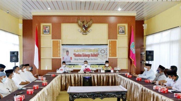 Pererat Silaturahmi dan Kekeluargaan, Pemerintah Kota Kendari Buat Forum Keluarga Sakinah untuk ASN