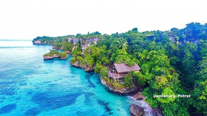 Disuguhi Pemandangan Laut, Pombero Lodge Tomia Bisa Menjadi Pilihan Ngabuburit Ramadan di Wakatobi