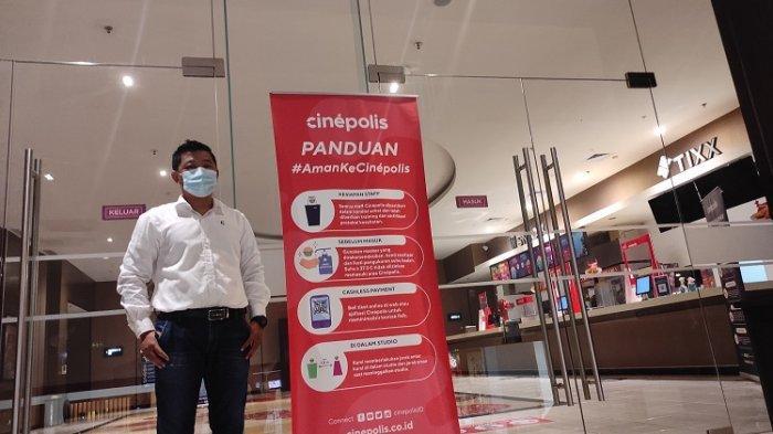 Cinepolis Kendari Siapkan Tiket Murah Rp20 Ribu Untuk Promo THR