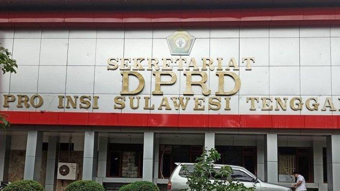 Sarlinda Mokke Dilantik Sebagai PAW Anggota DPRD Sultra 23 September 2021, Gantikan Muhammad Endang