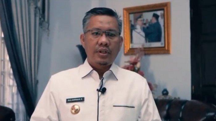 Wali Kota Sulkarnain Kadir Ajak Masyarakat Sukseskan Munas Kadin 2021 di Kendari