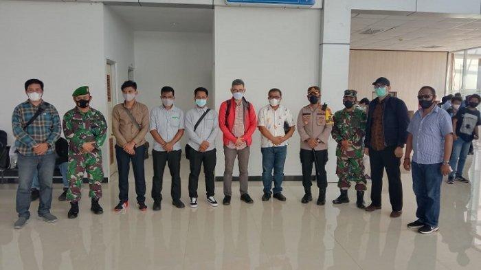 3 Warga Sultra yang Disandera Kelompok Abu Sayyaf Tiba di Wakatobi, 1 Masih Pemulihan