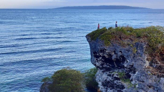 Intip, Tadu Sangia Fatu Kolo Spot Wisata Alam Terbaru di Wakatobi Sulawesi Tenggara