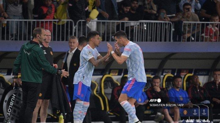 Usai Gantikan Ronaldo, Jesse Lingard Bikin Blunder, Fans Man United Ngamuk Solskjaer Jadi Sasaran