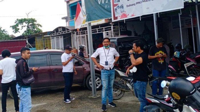Kota Kendari Diguncang Gempa Bumi 3,6 SR, Warga dan Pegawai Kantor Berhamburan Keluar Gedung