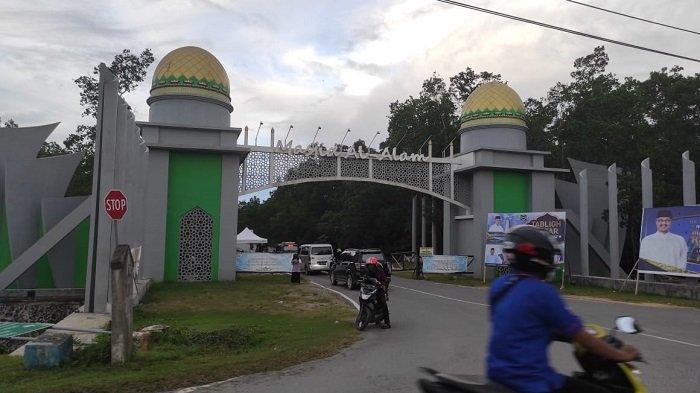 Pengunjung Masjid Al Alam Kendari Keberatan Pungutan Infaq Rp5 Ribu, Apalagi Jika Tidak Transparan