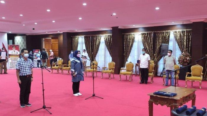 Besok, Gubernur Sultra Lantik Haliana-Ilmiati Daud Sebagai Bupati dan Wakil Bupati Wakatobi