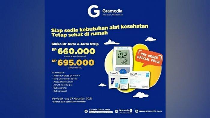 Gramedia Pre Order Special Price