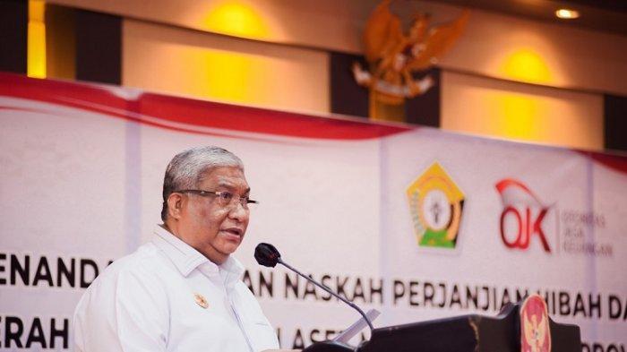 Komitmen Mekarkan Kepton, Gubernur Sulawesi Tenggara Ali Mazi Minta Masyarakat Tenang