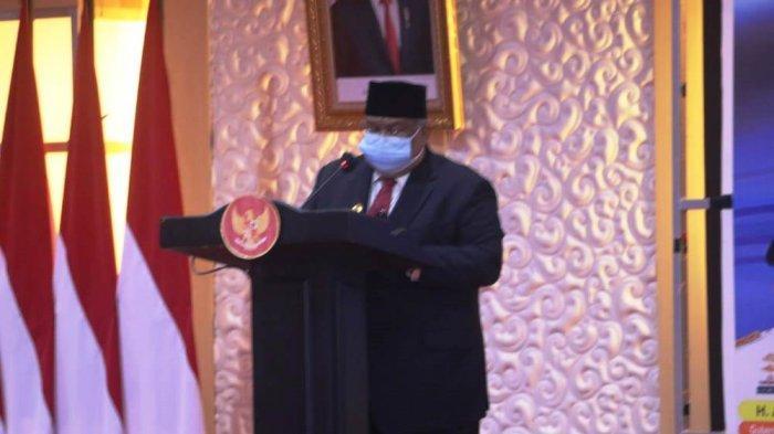 Instruksi Gubernur Ali Mazi Usai Lantik Pejabat Jabatan Tinggi Pratama Pemprov Sultra
