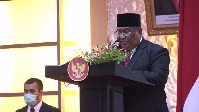 Instruksi Gubernur Ali Mazi ke Bupati yang Dilantik, 'Tak Ada Lagi Cerita Dukung Tidak Mendukung'