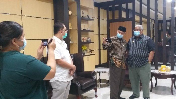 Gubernur Sultra Ali Mazi Gembira TribunnewsSultra.com Hadir di Sulawesi Tenggara, Titip Pesan Ini