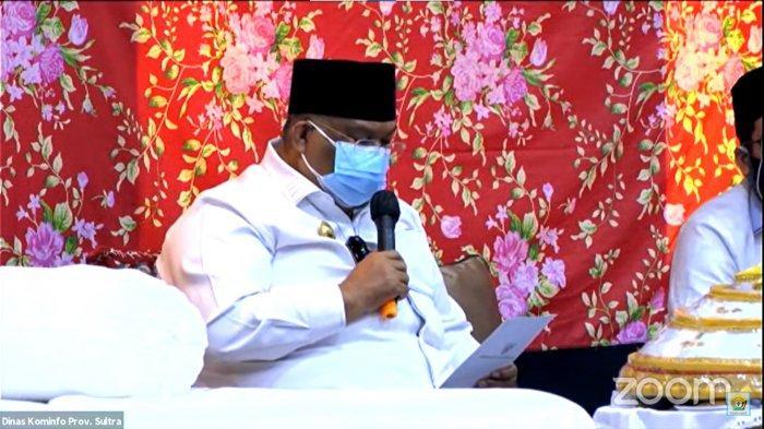 Kenang Istri Agista Ariany, Gubernur Sultra Ali Mazi: 18 Juli 2021 Usia Pernikahan Kami yang ke-21