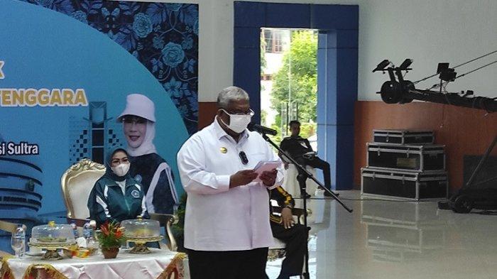 TP PKK Sulawesi Tenggara Gelar Jambore Kader, Diikuti 17 Kabupaten dan Kota Secara Daring