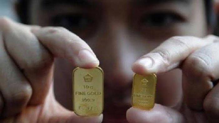 Emas Batangan Antam 1 Gram Dibanderol Rp965 Ribu, Simak Harga Emas Antam dan UBS Hari Ini