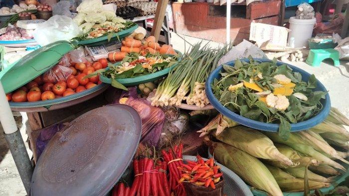 Harga Ikan dan Sayuran di Kota Kendari Mengalami Lonjakan Harga, Pedagang Sebut Ini Pemicunya