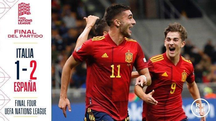 Italia Vs Spanyol, Luis Enrique Ungkap Kunci Sukses hingga Kemarahan Mancini ke Ultras AC MIlan