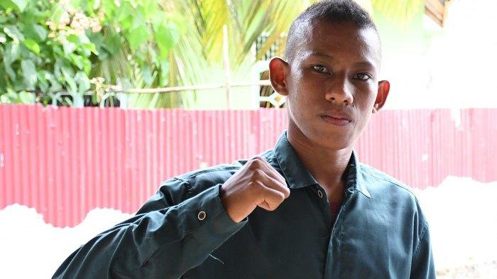 Adik Mantan Prajurit 725/Woroagi Kendari yang Gugur di Papua asal Buton Utara Kini Jadi TNI