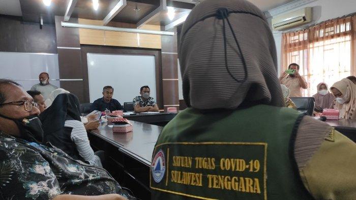 Sekda Sulawesi Tenggara Nur Endang, Tak Hadir Hearing di DPRD Terkait Honor Petugas Satgas Covid-19