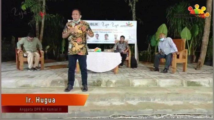 Anggota DPR RI Ini Sarankan Lobi-Lobi Ketimbang Menekan Presiden untuk Mekarkan Provinsi Kepton
