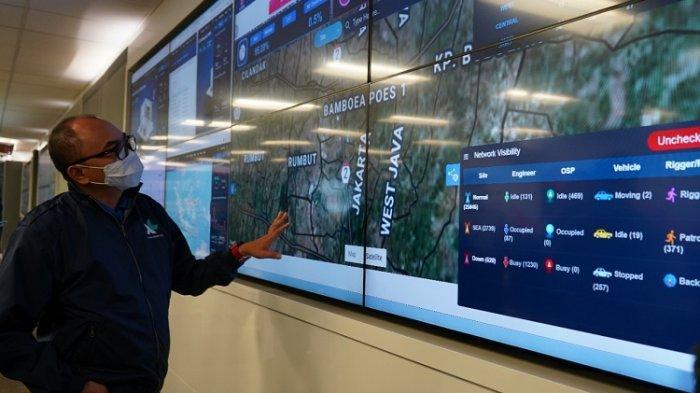 Lebaran 2021 Trafik Layanan Data XL Axiata Meningkat, Didominasi Streaming & Social Network
