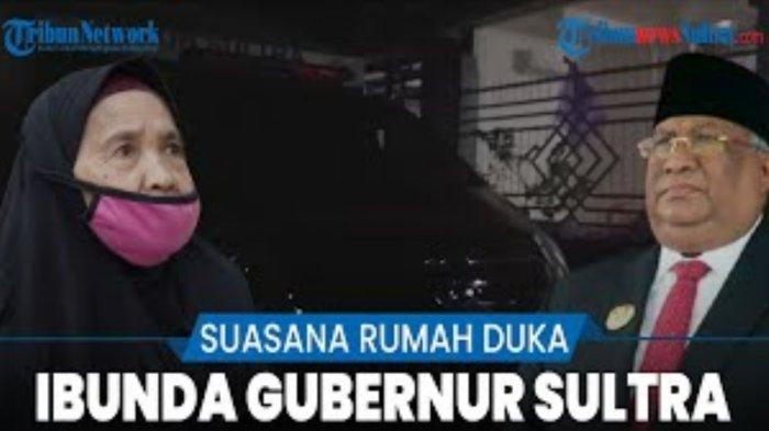 Jenazah Ibunda Gubernur Sultra Ali Mazi Dimakamkan di Buton, Diseberangkan Via Laut Dini Hari