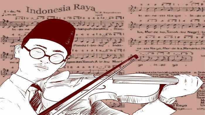 Chord dan Lirik Lagu Indonesia Raya Ciptaan WR Supratman