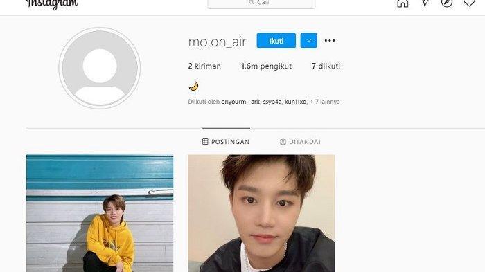 Instagram Moon Taeil