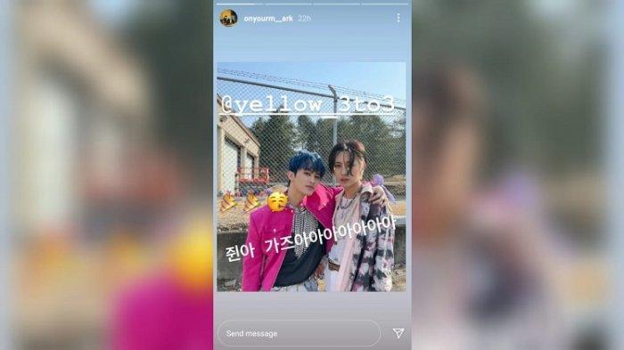 Renjun Kini Punya Akun Instagram, Followers Capai 2 Juta, Sapa Penggemar dengan 3 Bahasa