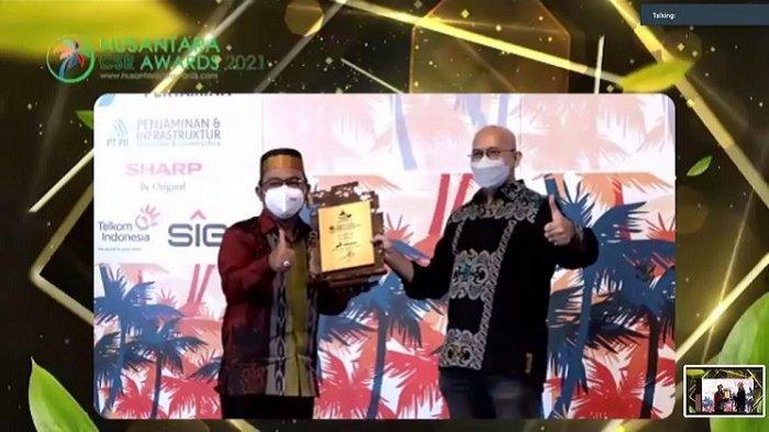 Pertamina Patra Niaga Regional Sulawesi Dapat 2 Penghargaan Tanggung Jawab Sosial dan Lingkungan