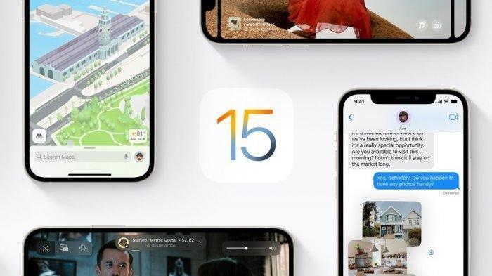 Daftar iPhone yang Bisa Update ke iOS 15, Ada Punyamu?