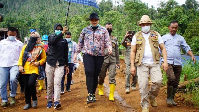 Ungkapan Duka Bupati Konut Ruksamin Atas Berpulangnya Agista Ariany Bombay Istri Gubernur Sultra