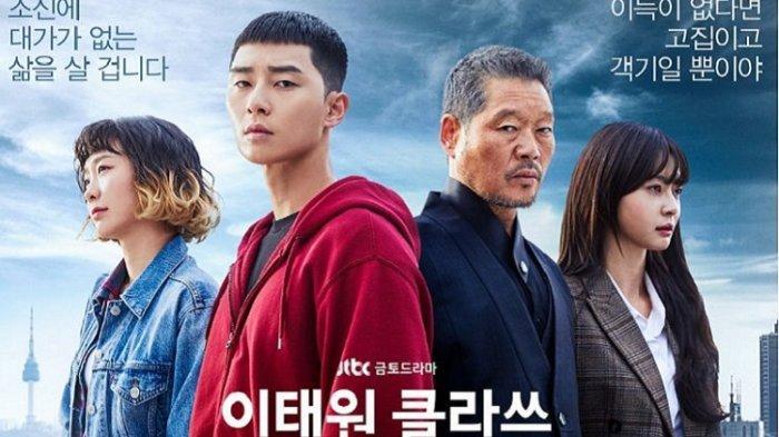 13 OST Drama Korea Selatan Itaewon Class, Drakor yang Dibintangi Aktor Park Seo Joon
